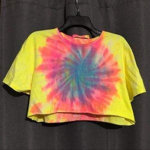 LF tie dye shirt